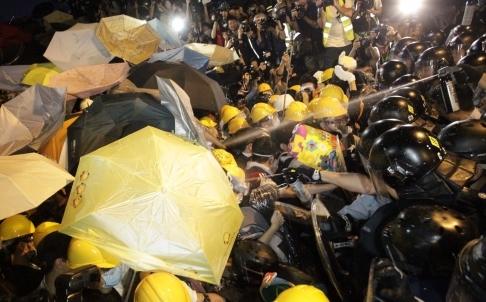Hong Kong, biểu tình, Trung Quốc, đặc khu, thế giới, 24h