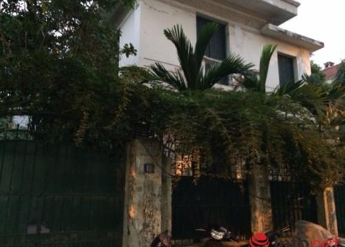 biệt thự, 12 Nguyễn Chế Nghĩa, Hoàng Văn Nghiên, thu hồi, Hoàn Kiếm