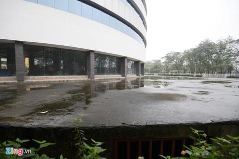 Bệnh viện, 50 triệu đô, bỏ hoang, Hà Nội