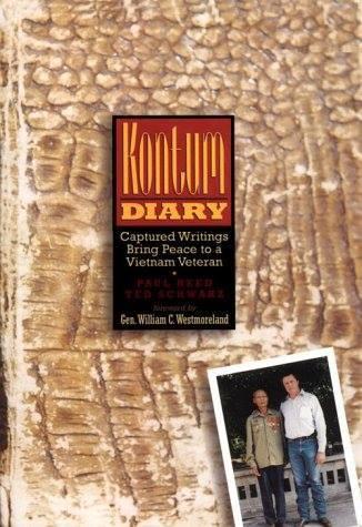 cựu binh Mỹ, nhật ký, cựu chiến binh, Mỹ, hòa giải, Kontum Diary, Paul Reed