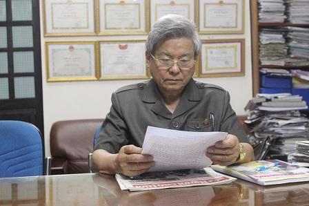 Người cao tuổi; Kim Quốc Hoa
