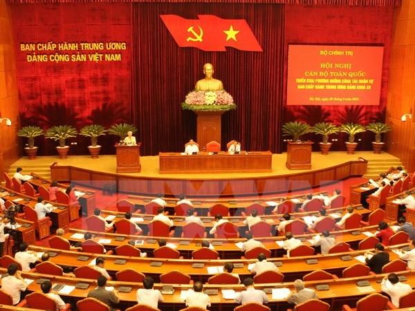 Tổng bí thư, Nguyễn Phú Trọng, nhân sự