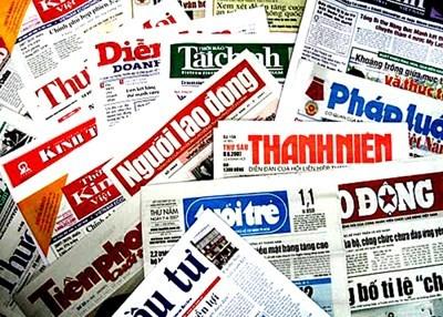 báo chí, Bộ TT&TT, Trương Minh Tuấn, tự do ngôn luận, Internet, mạng xã hội
