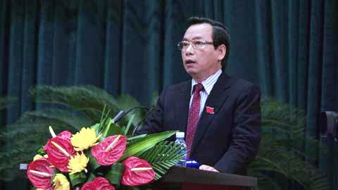 Hà Nội, HĐND, cây xanh, Nguyễn Thị Bích Ngọc, Vũ Hồng Khanh, nilon, chất vấn
