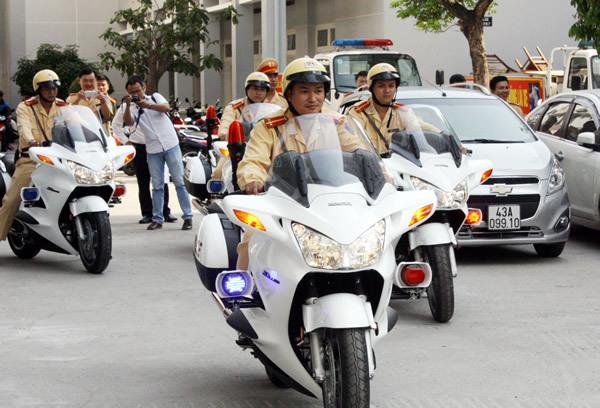 Đà Nẵng, vi phạm giao thông, CSGT, du khách, du lịch, pháp luật, xử phạt hành chính