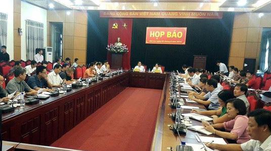 Sơn La; họp báo; tượng đài; 1.400 tỷ