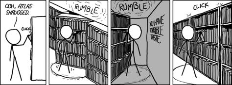 Image result for Secret Bookcase Rooms cartoons