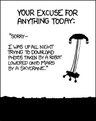 xkcd Curiosity