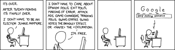 xkcd: Election