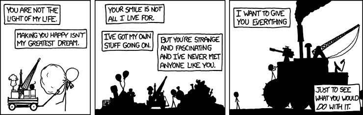 Everything - XKCD