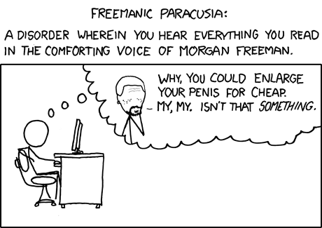Freemanic Paracusia