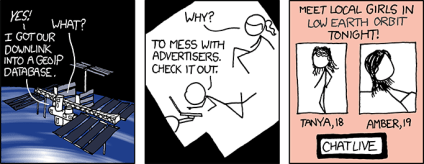 XKCD - GeoIP