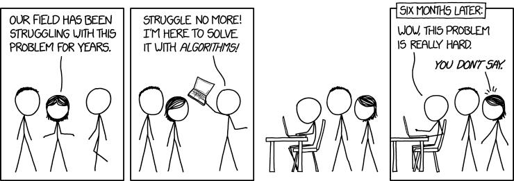 xkcd algorithm comic