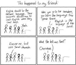 Learn the Language