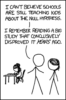 XKCD or OER for critical thinking — Sharing and learning Phil