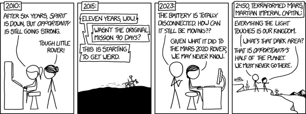 xkcd: Opportunity