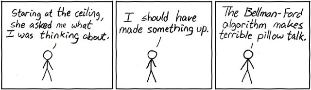 pillow talk - XKCD