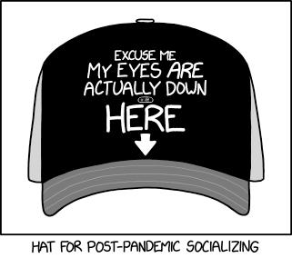 Post-Pandemic Hat