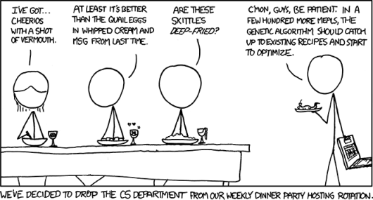 xkcd.com recipes