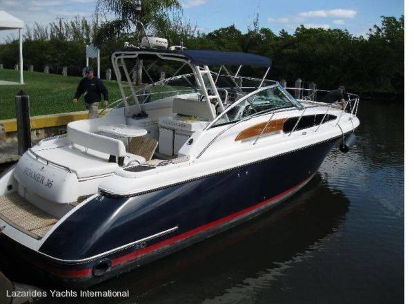 Chriscraft Roamer 36 Power Boats Boats Online For Sale