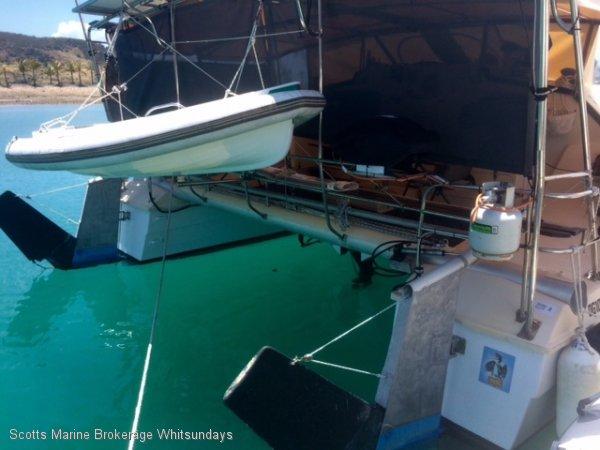 Beach Marine 31 Sailing Catamaran For Sale Fibreglass