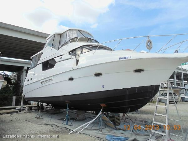 Silverton 453 Motor Yachts Power Boats Boats Online For