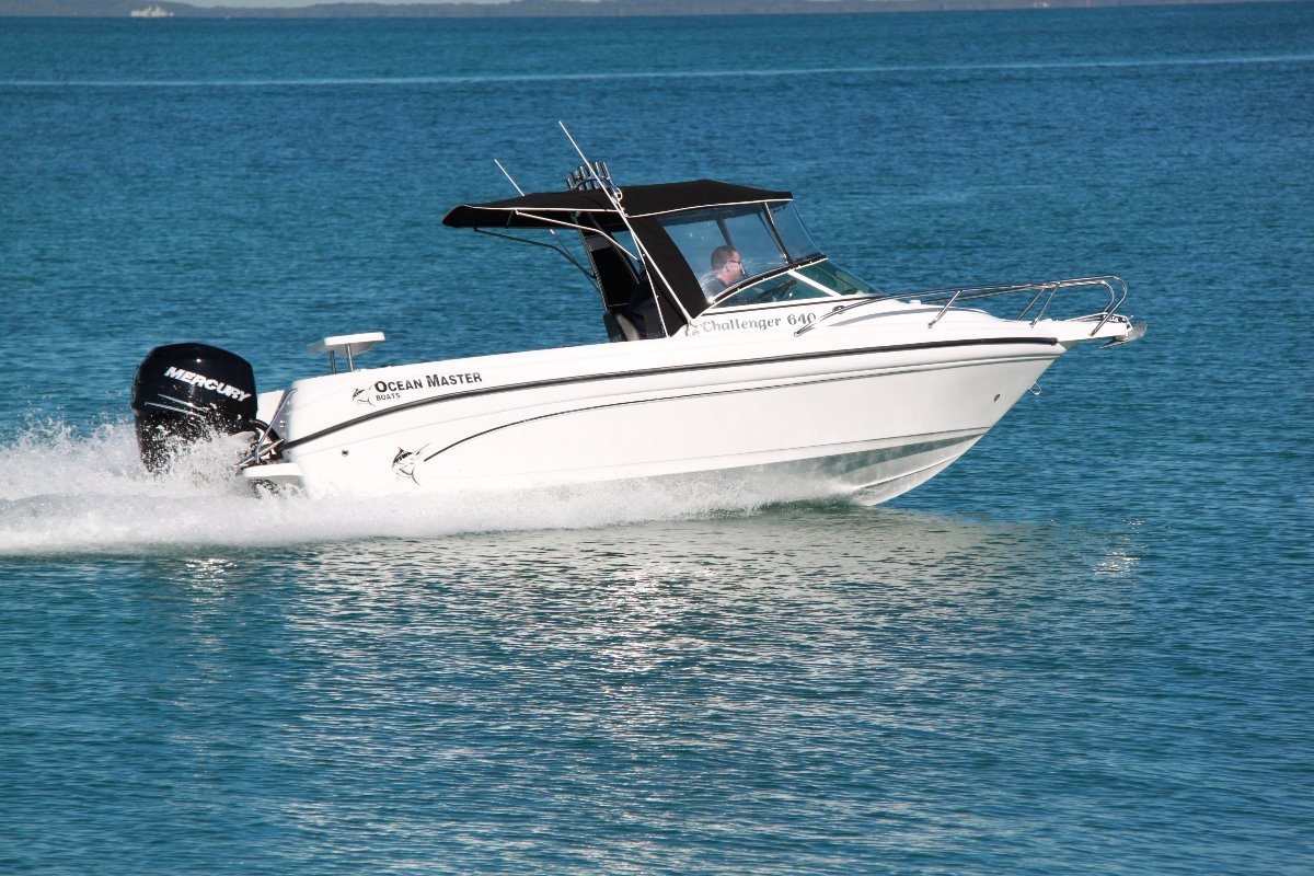 New Ocean Master 640 Challenger For Sale Boats For Sale Yachthub