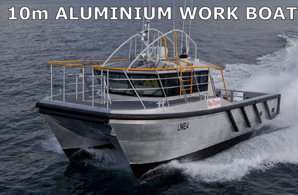 New Kits Alloy Passenger Vessels Commercial Vessel