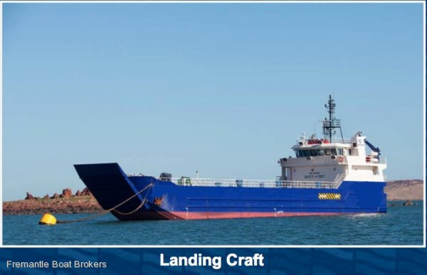 Used Custom Landing Craft For Sale Boats For Sale Yachthub