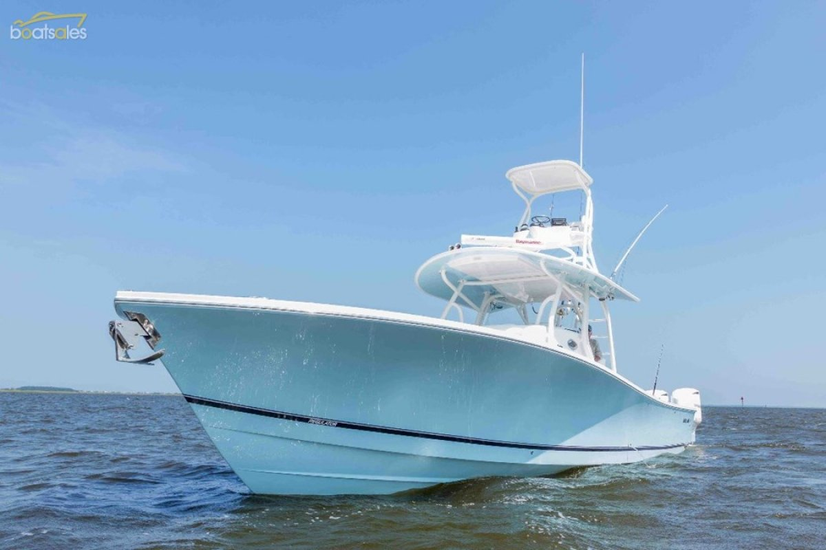 New Regulator 41 Suit Boston Whaler And Grady White