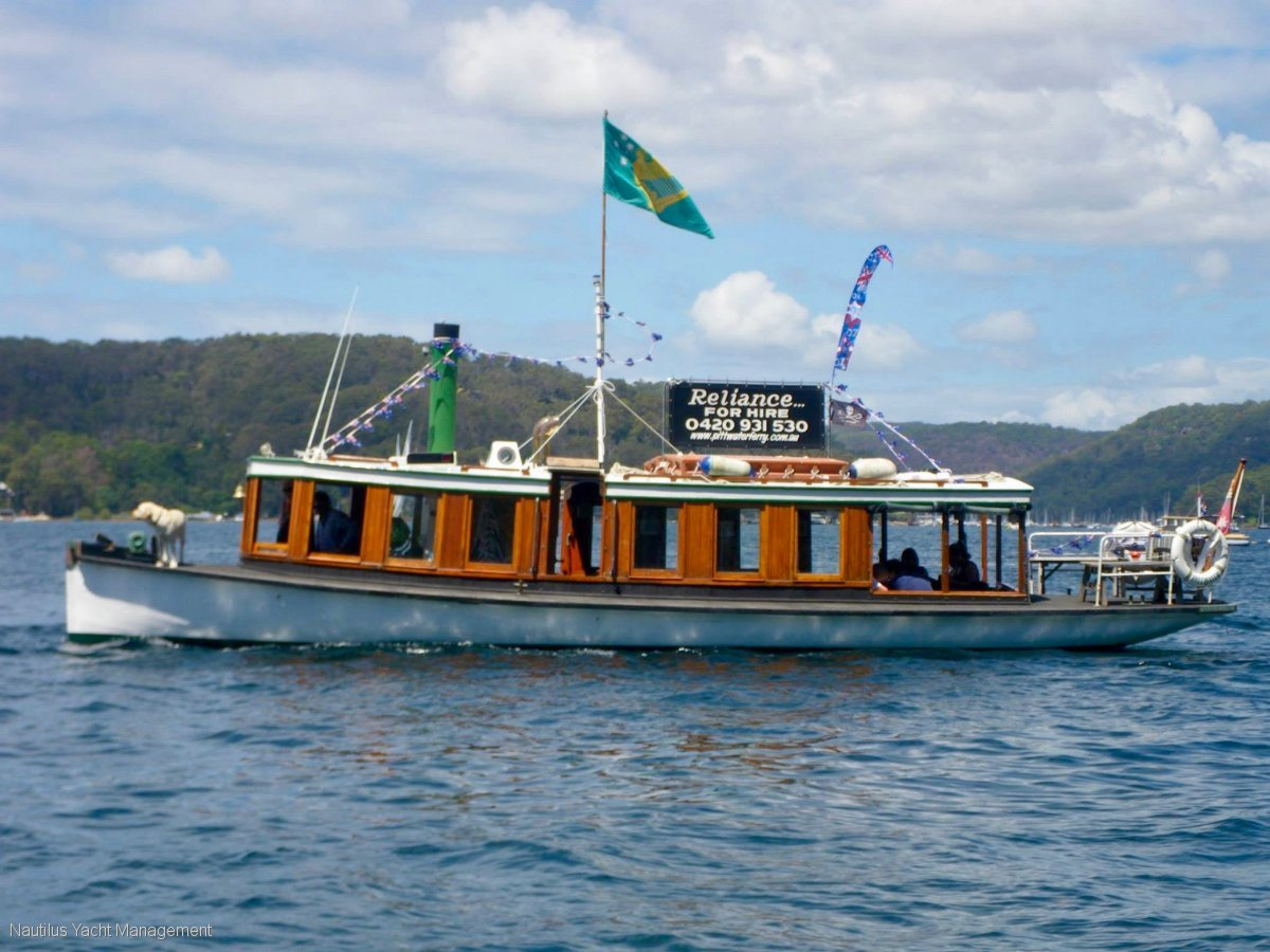 Used Hawkesbury River Ferry In Commercial Survey 1e For
