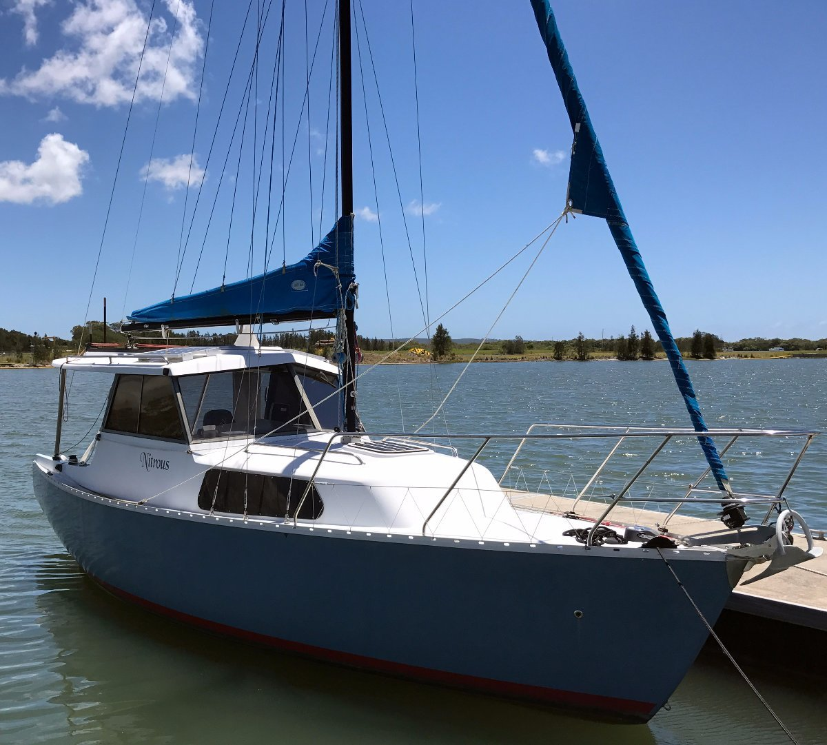 Sunbird Motor Sailer Sailing Boats Boats Online For