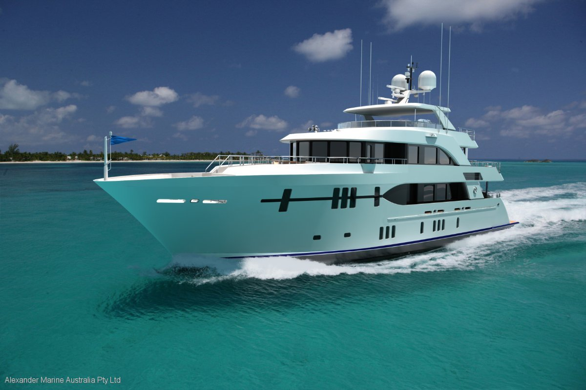 New Ocean Alexander 120 For Sale Boats For Sale Yachthub