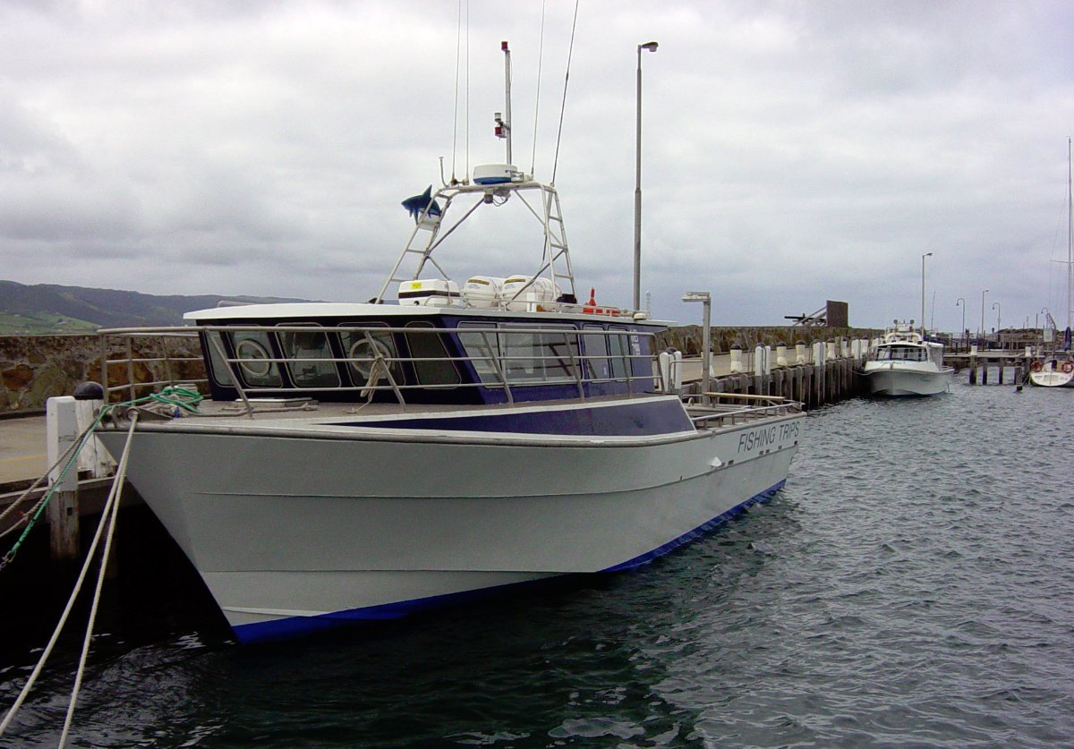 Charter Fishing Boat Commercial Vessel Boats Online