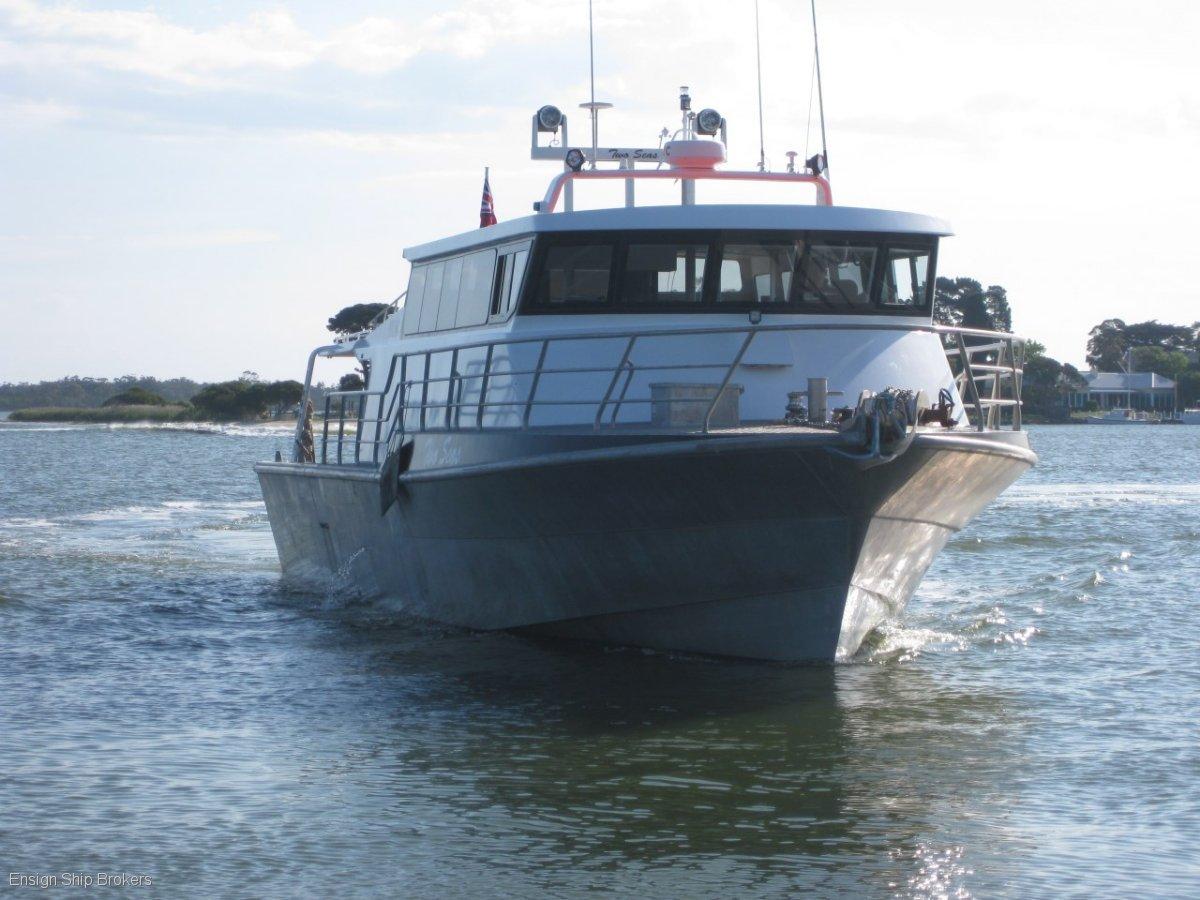Legend Boats Aluminum Exploration Vessel For Sale Ensign