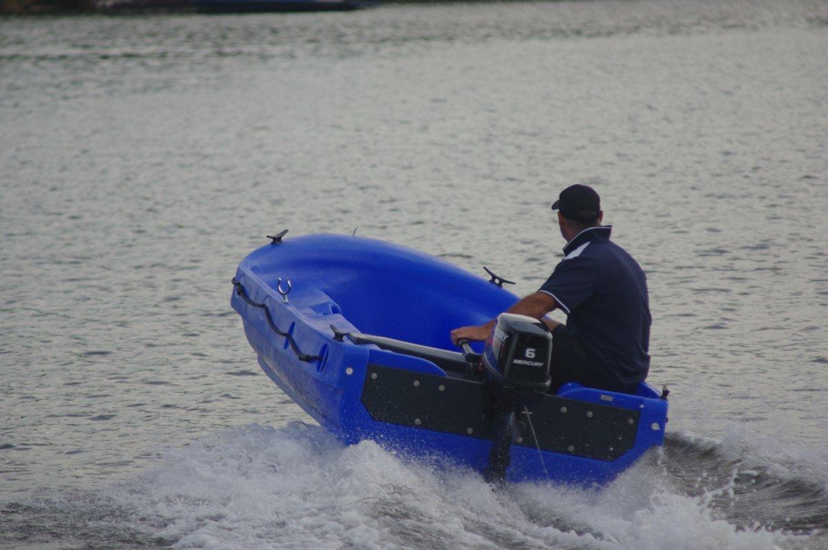 Secu 12 Boat