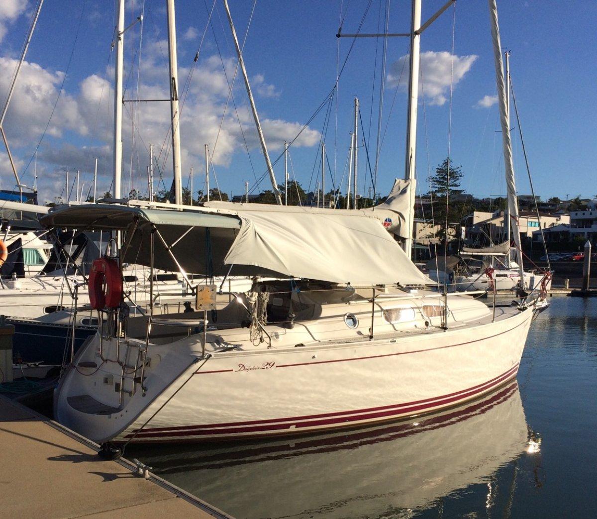 Delphia 29 Sailing Boats Boats Online For Sale