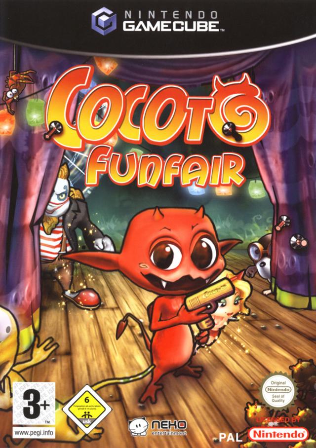 Cocoto Funfair (Europe) GameCube ISO
