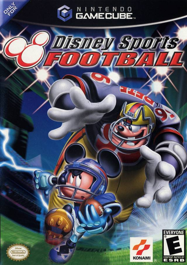 Disney Sports Football Usa Gamecube Iso