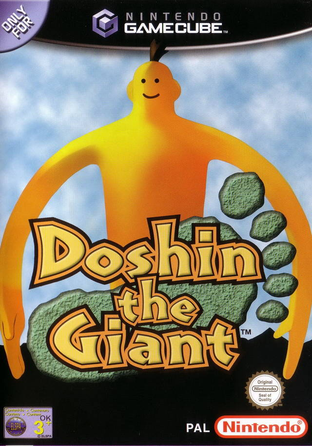 Doshin The Giant (Europe) GameCube ISO