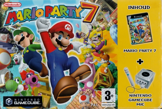 Mario Party 7 (Europe) GameCube ISO