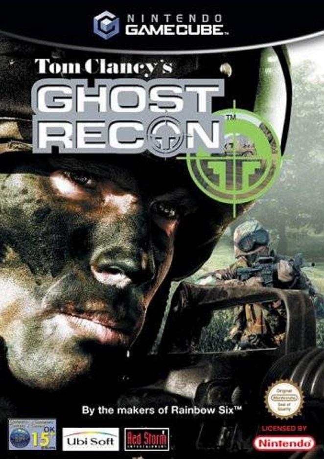 Tom Clancy's Ghost Recon (Europe) GameCube ISO