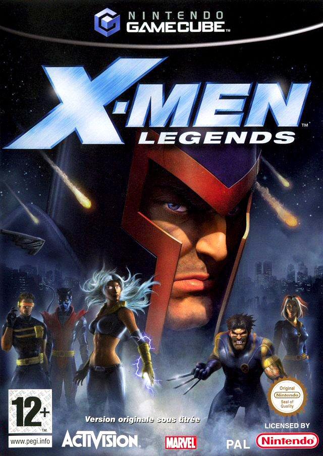 X Men Legends Europe Gamecube Iso