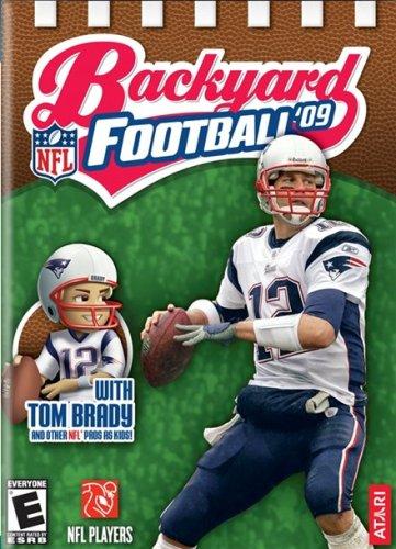 Backyard Football '09 (USA) Wii ISO