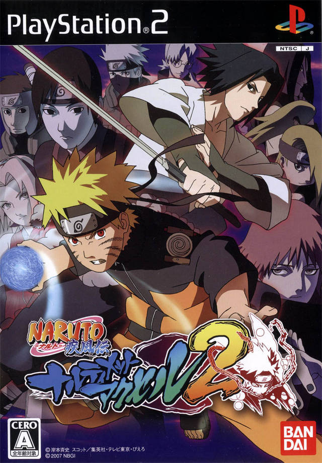 Download naruto shippuden narutimate accel 2 ps2 iso | How