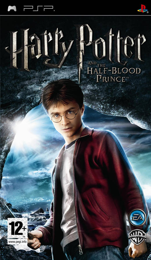Harry Potter And The Half Blood Prince Europe Psp Iso