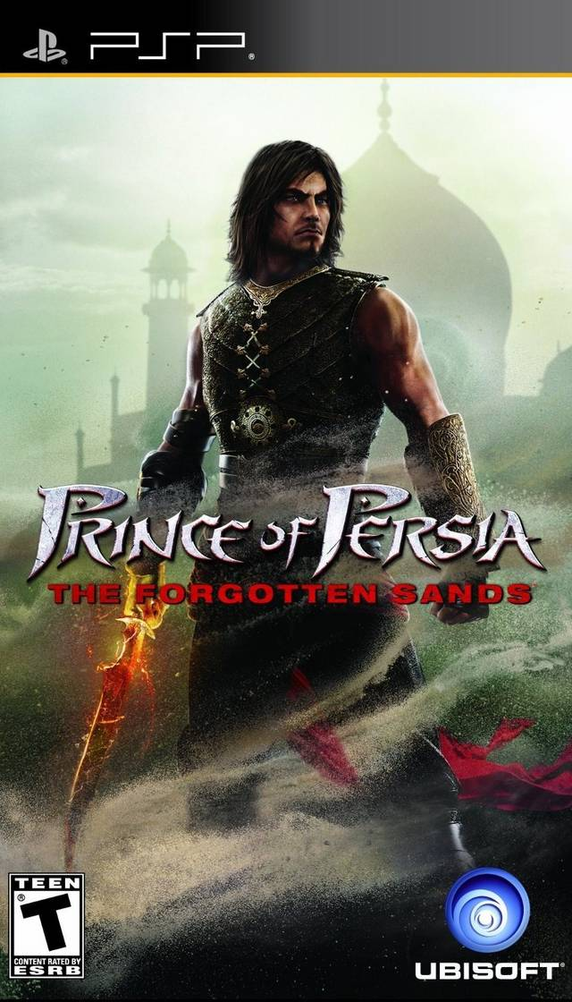 Prince Of Persia The Forgotten Sands Usa Psp Iso