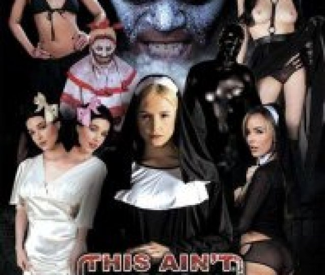 This Aint American Horror Story Xxx This Is A Parody Boxcover