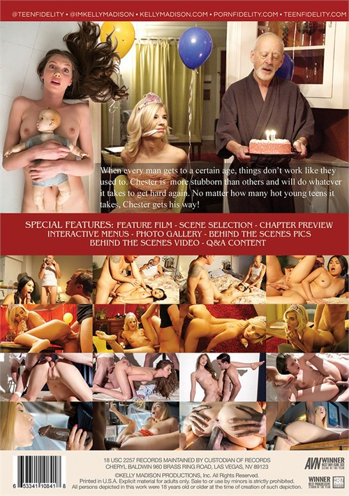 Now Play Chester's Way Free Porn DVD