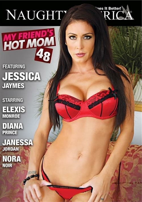 My Friend's Hot Mom 48, Naughty America, Jessica Jaymes, Elexis Monroe, Diana Prince, Janessa Jordan, Nora Noir, All Sex, Mature, MILF